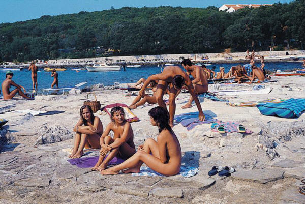 Naked beach sports adult images